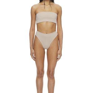 aexae swim nude beige bikini bottoms